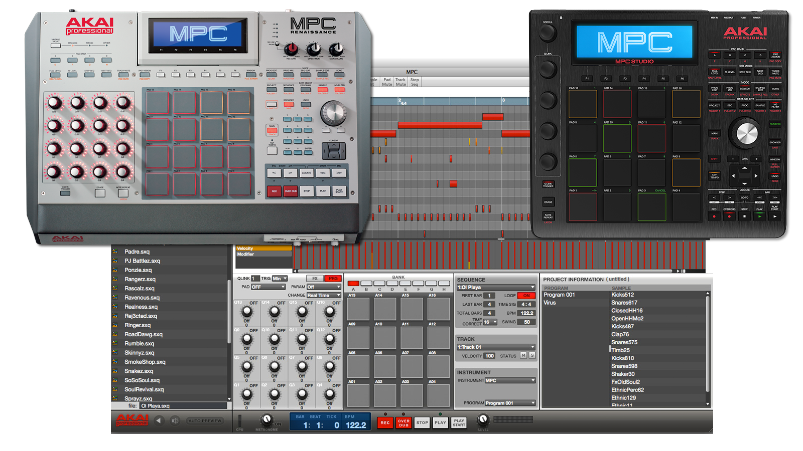 So you just bought an MPC Studio/Renaissance  Now what? | Akai