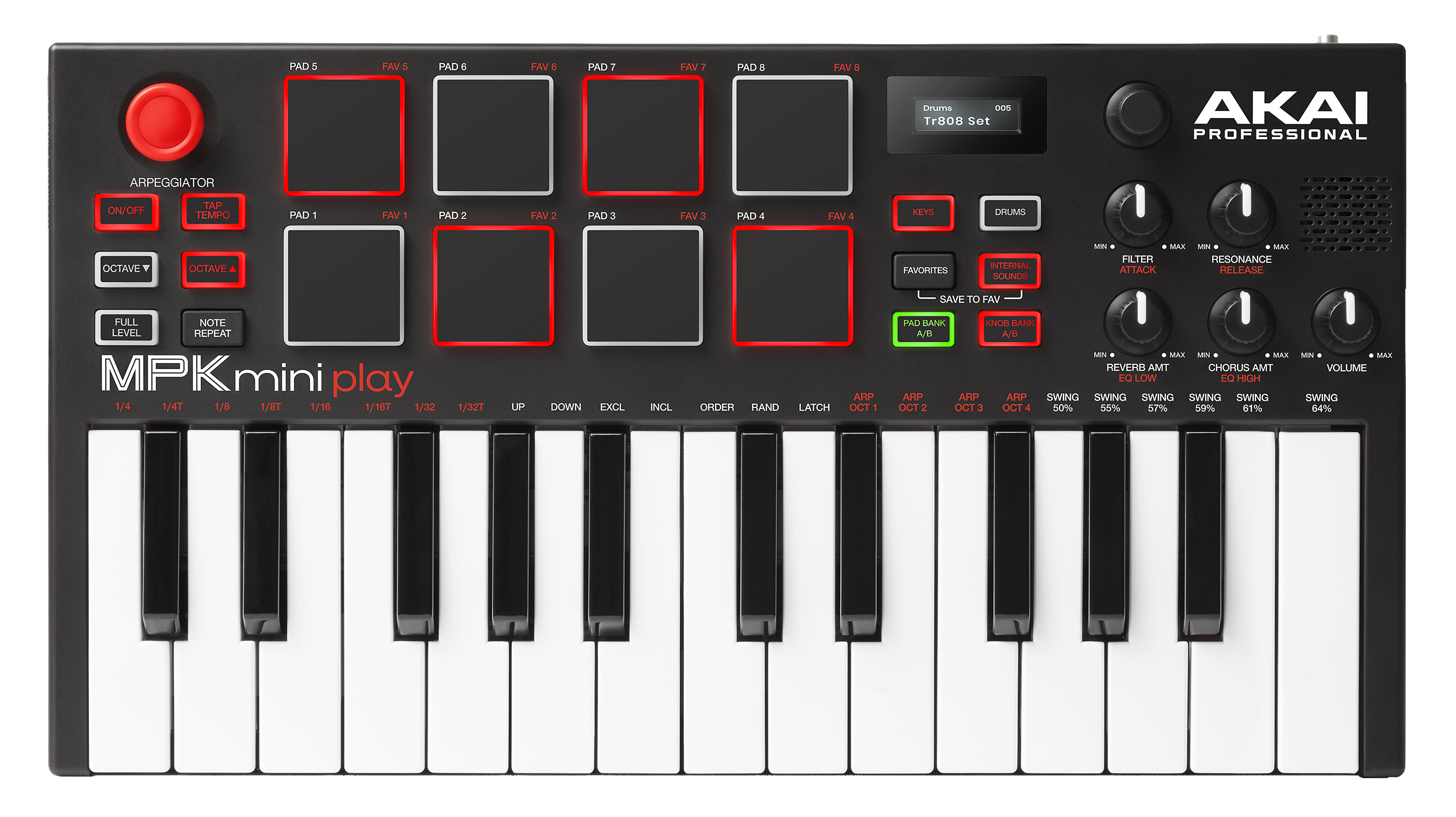 Akai Pro MPK mini Play - Frequently Asked Questions | Akai